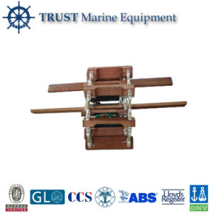 Marine High Strength Wooden Pilot Climbing Rope Ladder for Ship pictures & photos