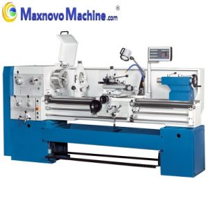Horizontal Metal Turning Universal Bench Engine Lathe (mm-Compass 200/1500B) pictures & photos