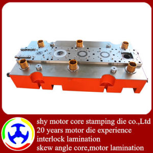 Hard Alloy Progressive Die for Motor Tricycle Motor Stator Rotor Core