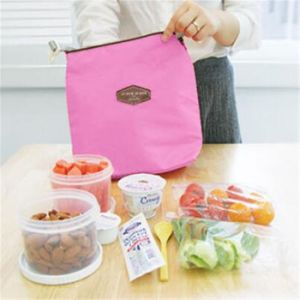 Thermal Cooler Insulated Waterproof Lunch Carry Storage Picnic Bag Pouch Lunch Bag pictures & photos