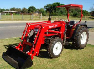 Foton Lovol Front Loader, 200-800KG, Tractor Implements pictures & photos