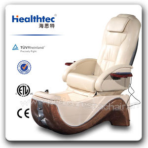 Large Size Beige Leather Massage Chair Price (A601-16) pictures & photos