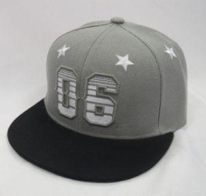 Fashion Watersports Flat Brim Baseball Cap Woven Cap (WB-080103)