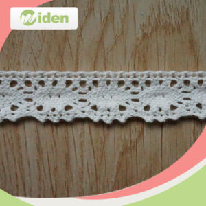 2.6cm High Quality African White Cotton Crochet Lace pictures & photos