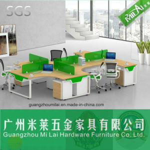 Hot Sell Cheap Steel Frame Office Desk/Computer Office Table pictures & photos