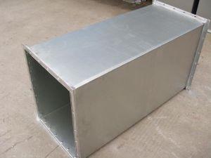 Stainless Steel Sheetmetal Housing pictures & photos