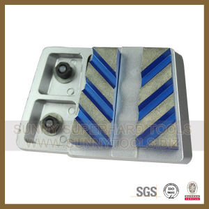 Marble Frankfurt Diamond Grinding Block pictures & photos