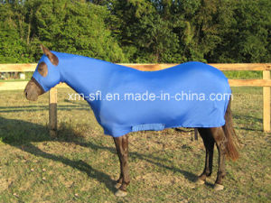 Hooded Lycra Horse Sheet for Sale pictures & photos