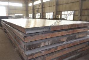 Titanium/Carbon Steel Clad Plate for Steam Turbine (E021) pictures & photos