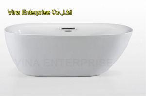 Freestanding Seamless High Quality Acrylic Bathtub