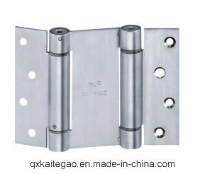 "SUS304 Satin Finish Double Spring Door Hinge (4""X2.0) pictures & photos"