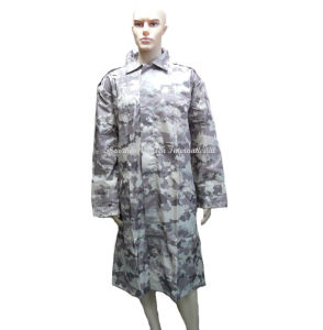 Top Quality New Design Rainwear with PU Coating pictures & photos