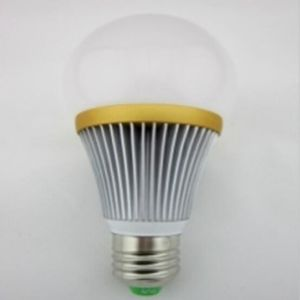360 Degree LED Aluminum Bulb with PC Cover Bulb Light pictures & photos