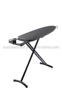 Hotel in Room Wardrobe Foldable Ironing Board with Hook pictures & photos