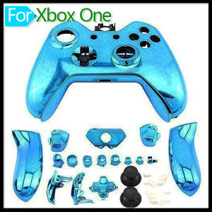 Chrome Wireless Controller Replacement Mod Kit Case for xBox One Full Housing Parts Shell pictures & photos
