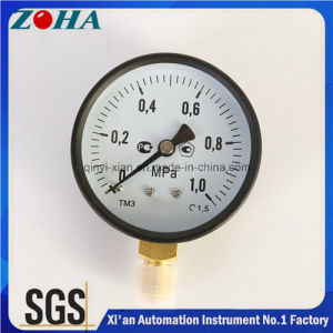 Dn63 1MPa Accuracy 1.5% Normal Pressure Gauges for Russia Belarus Ukraine Market Hot Selling pictures & photos