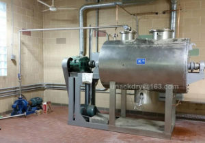 Rake Rotary Vacuum Dryer for Yeast pictures & photos