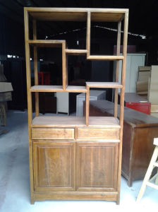 Chinese Antique Furniture Wooden Shelf pictures & photos