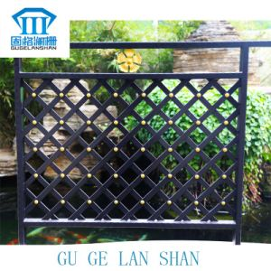 High Quality Crafted Wrought Iron Balcony 019 pictures & photos