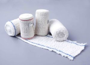 Medical Elastic Crepe Bandage with Good Quality pictures & photos