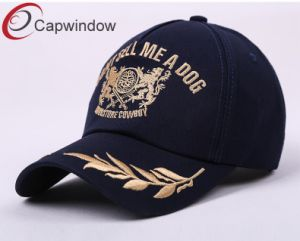 Golf Sports Cap Baseball Cap with Peak Embroidery pictures & photos