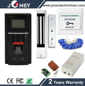 RFID Card Password Fingerprint Recognition Time Attendance and Access Control System pictures & photos