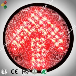 200mm Fresnel Lens Red Arrow Traffic Light Module pictures & photos
