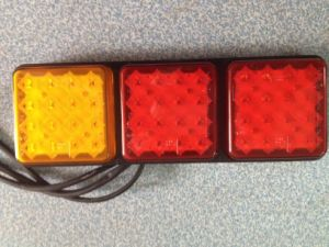 ECE & Adr Certified LED Tail Lamp for Truck and Trailer pictures & photos
