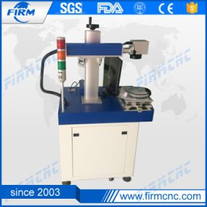 Best Quality Stainless Steel, Wood Aluminium Laser Marking Machine pictures & photos