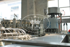 15000bph 40-40-12 Soft Drink Filling Machine with Ring Liquid Tank pictures & photos