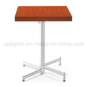 Wholesale Cafetria Table Restaurant Folding Dining Table (SP-FT298) pictures & photos