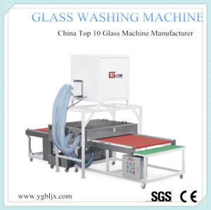 Float Glass Washing Machine/Wash and Dry Float Glass (YGX-1200B)