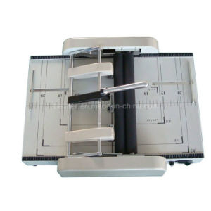 ZY1 Desktop Booklet Maker machine pictures & photos