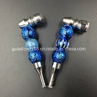 Anodized Aluminum Smoking Pipe