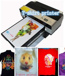 Digital T-Shirt Printer (UN-TS-MN110) pictures & photos