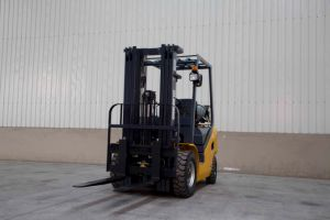 XCMG Lift Truck Manufacturer 2 Ton Gasoline Forklift LPG Gas Forklift Truck Price pictures & photos