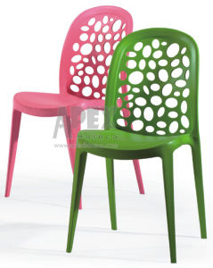 Plastic Dining Chair Morden Furniture Cafe Chair pictures & photos