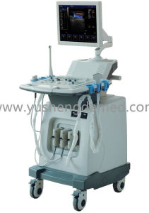 3D/4D Trolley Color Doppler Ultrasound Scanner pictures & photos