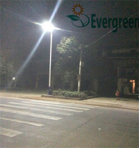 20W Lithium Battery Solar Street Lighting pictures & photos