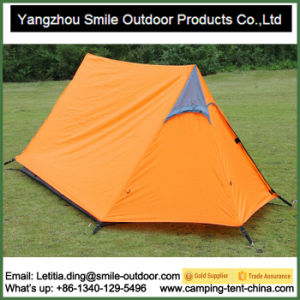 Buy Outdoor Manufacturer China Triangle Camping Tent pictures & photos