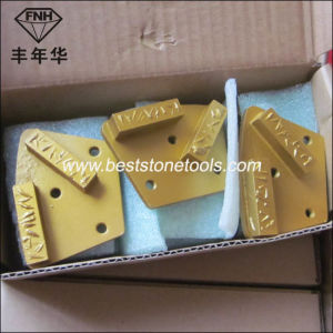 PCD-2 Diamond Disc for Concrete Grinding pictures & photos