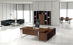 High Quality Wood Executive Office Table Furniture (HF-TWB108) pictures & photos