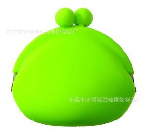 Fashion Silicone Rubber Coin Purse Flexible for Promotion Gifts pictures & photos