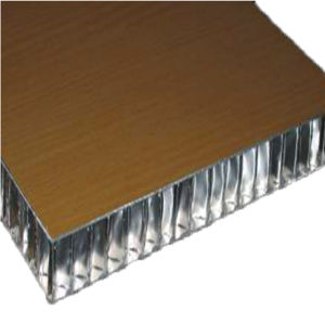 Custom Made Aluminum Honeycomb Panels for Decoration pictures & photos