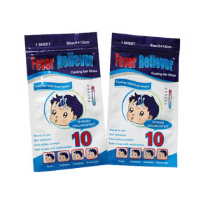 Body Cooling Patch for Fever pictures & photos