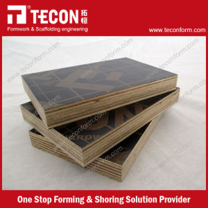 Tecon 1250*2500mm Film Faced Plywood pictures & photos