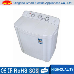 Household Semi-Automatic Twin Tub Mini Washing Machine (XPB68-2002S-A) pictures & photos