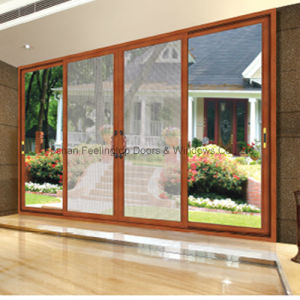 Aluminium Heavy Lift and Sliding Door Anti-Ultraviolet (FT-D120) pictures & photos