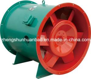 Mixed Axial Flow Fan