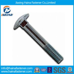 DIN Steel Fastener Round Head Square Neck Carriage Bolt pictures & photos